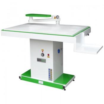 WerMac С501Professional прямоугольный гладильный стол с бигелем с подставкой для парогенератора