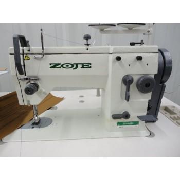 ZOJE 20U93  Одноигольная швейная машина двухукольной зигзагообразной строчки.