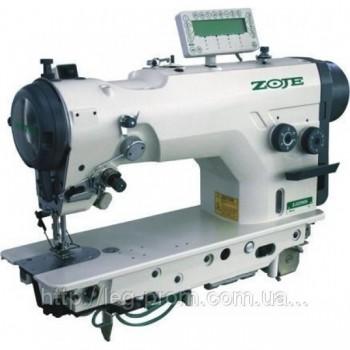 ZJ 2290 S Высокоскоростная одноигольная машина челночного стежка, зигзагообразной строчки