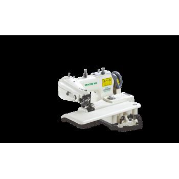 ZOJE 101 Одноигольная швейная машина, выполняющая потайную строчку однониточного цепного стежка