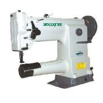 ZOJE 3410 Одноигольная машина челночного стежка для тяжелых Тип тканиов