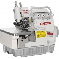 Промышленный 4 ниточный оверлок Baoyu BML-6800D-4