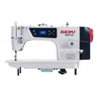 Одноигольная промышленная швейная машина с прямым приводом  и обрезкой нити Baoyu GT188