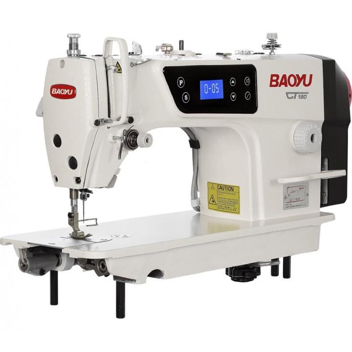 Одноигольная промышленная швейная машина с прямым приводом Baoyu GT180H