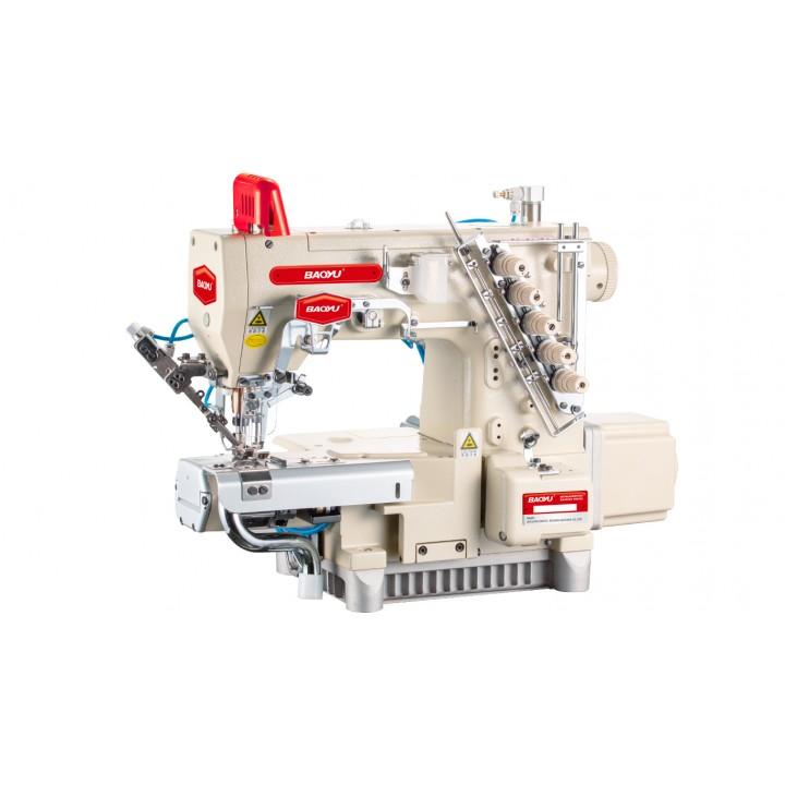 Baoyu BML-787-N600-AST-DS/H (ADA) распошивальная машина с автоматикой