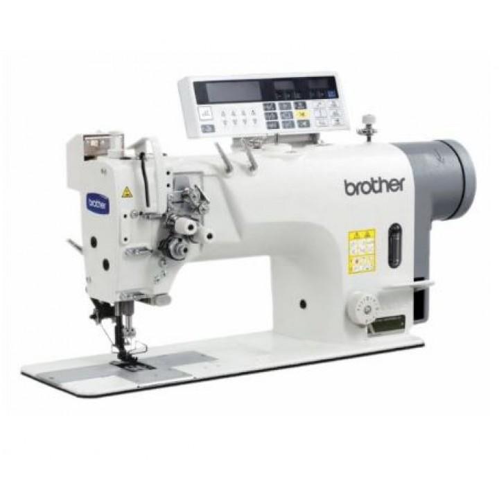 Brother T8422C-405 Двухигольная машина с автоматическими функциями