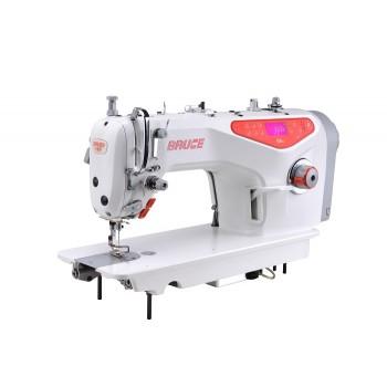 Одноигольная швейная машина челночного стежка с автоматикой Bruce RA-4H-7