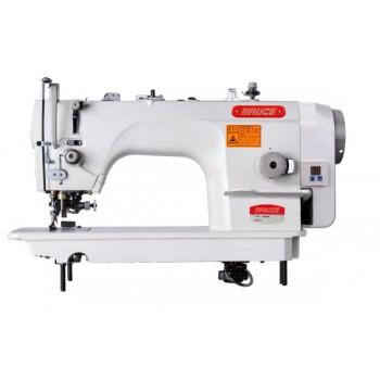 Прямострочная  швейная машина с обрезкой края ткани Bruce BRC-5558W