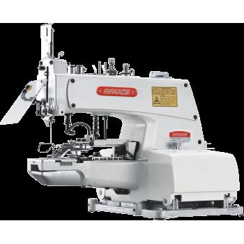 Bruce BRC-1377E Промышленная электронная пуговичная машина