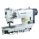 Двухигольная промышленная швейная машина
