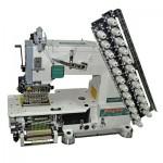 Многоигольная промышленная швейная машина