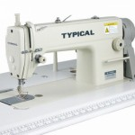 Прямострочная промышленная швейная машина | Промышленная прямострочка