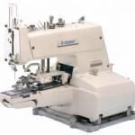 Пуговичная промышленная швейная машина