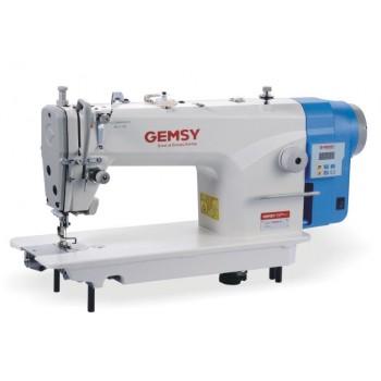Промышленная швейная машина с обрезкой нити Gemsy GEM8801E1