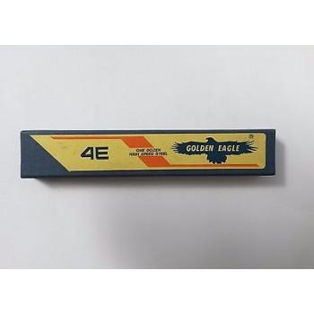 Лезвие прямое 4E-HSS Golden Eagle на сабельный нож