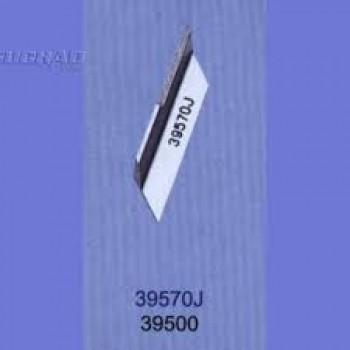 Нож верхний победитовый СT39570J Union Special