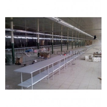 Межстолье для швейного производства 2500*800