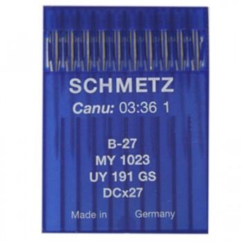 Schemetz SCH DCx27R оверлочные промышленные иглы