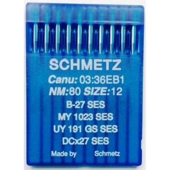 Schemetz SCH DCx27 SES промышленные иглы