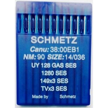 Schemetz SCH UYx128GAS SES промышленные иглы