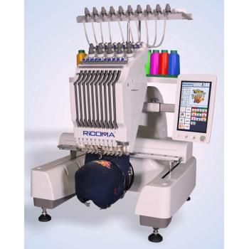 Ricoma EM-1010 одноголовочная 10-игольная вышивальная машина