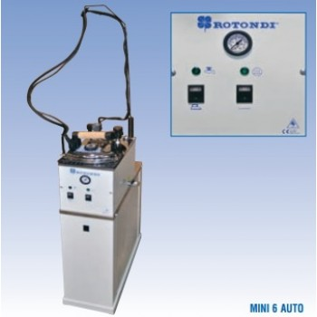 Rotondi mini 6 парогенератор на 6 литров с утюгом