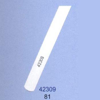 Нож нижний  42309