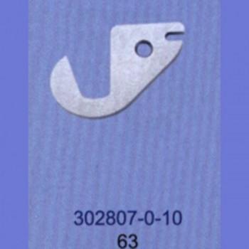 Нож 302807-0-10 Rimoldi