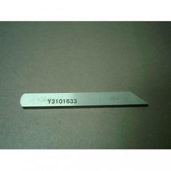 Нож нижний  3101633
