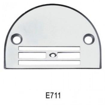 Игольная пластина E711 Siruba
