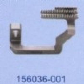 Двигатель ткани 156036-0-01ch Brother